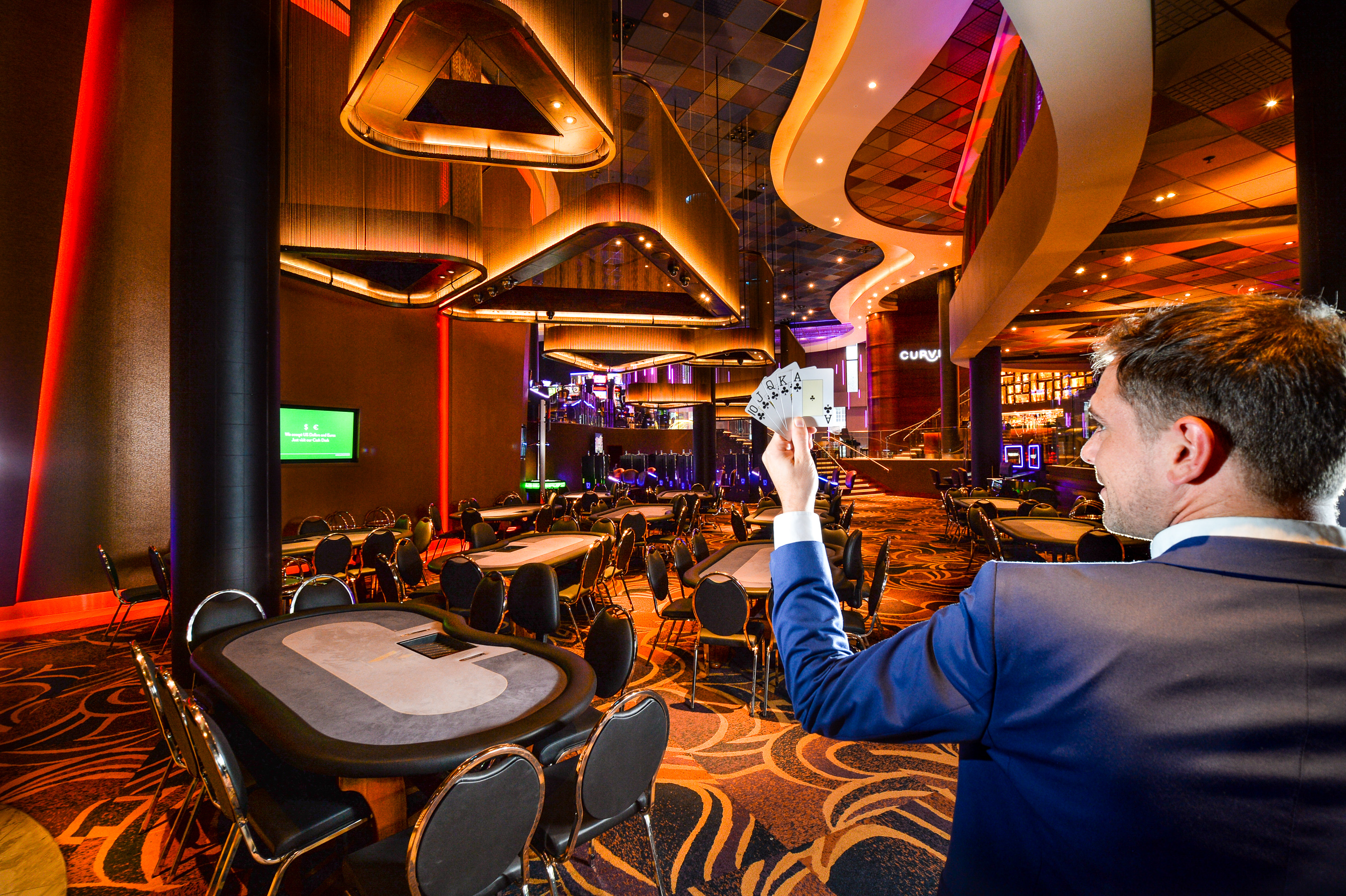 Cowboys Casino Poker Room