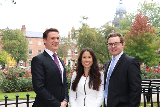 Law firm Womble Bond Dickinson (WBD) has welcomed three trainee solicitors  into its Leeds office. The new trainees will have the opportunity to spend  six ... d413beadb259