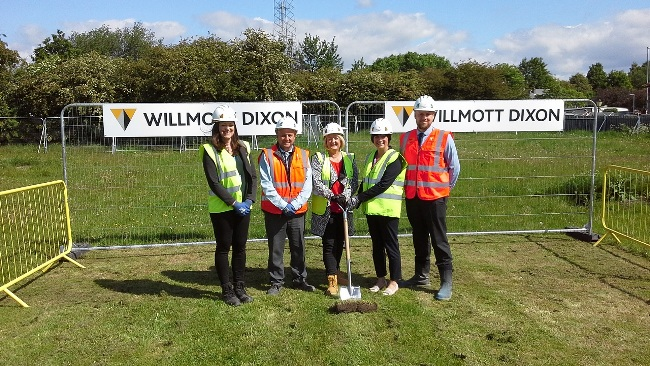 Work starts on new East Leeds council housing - Yorkshire