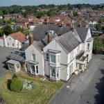 Grade II listed building 'perfectly suited to become hotel or spa' on market